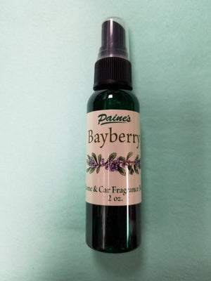 Bayberry Home & Car Mist Fragrance Spray
