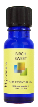 Birch Sweet ~ 10ml (1/3 oz)