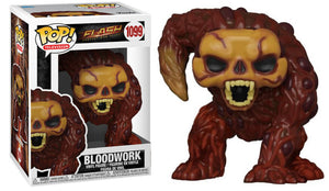 Funko Pop Vinyl Figurine Bloodwork #1099 - The Flash