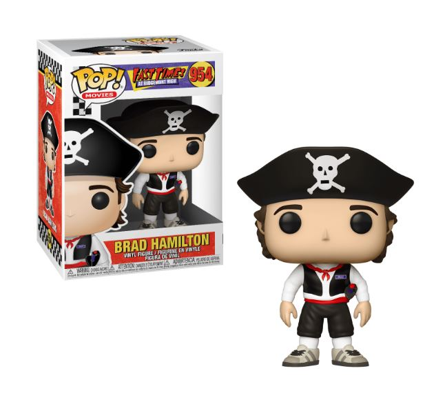 Funko Pop Vinyl Figurine Brad Hamilton #954 - Fast Times at Ridgemont High