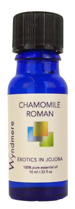 Chamomile Roman ~ 10ml (1/3 oz)