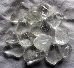 Crystal Quartz Tumbled Stone