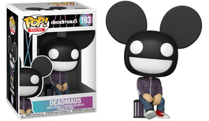 Funko Pop Vinyl Figurine Deadmau5 #193
