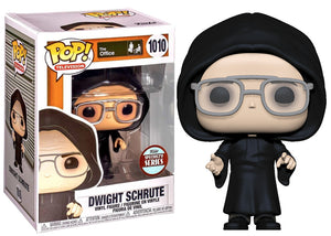 Funko Pop Vinyl Figurine Specialty Series Dwight as Dark Lord #1010 - The Office