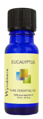 Eucalyptus ~ 10ml (1/3 oz)