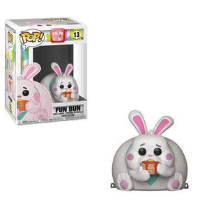Funko Pop Vinyl Figurine Fun Bun Wreck-It-Ralph 2
