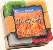 Prosperity Herbal Candle Gift Set