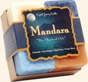 "Mandara ""The Mystical Oils"" Herbal Candle Gift Set"