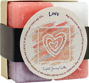 Love Herbal Candle Gift Set