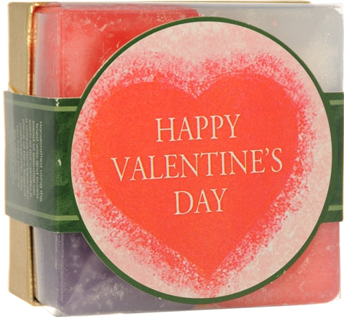 Valentine's Day Herbal Candle Gift Set