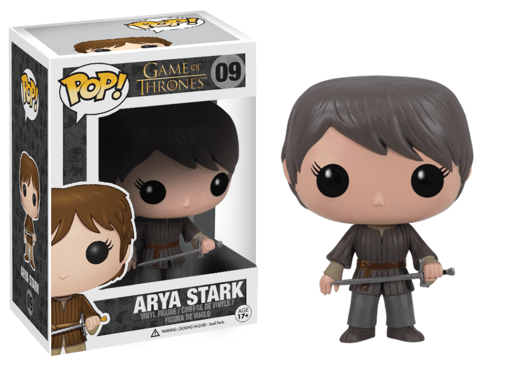 Funko Pop Vinyl Figurine Arya Stark with Needle - Game of Thrones