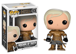 Funko Pop Vinyl Figurine Brienne of Tarth Game of Thrones
