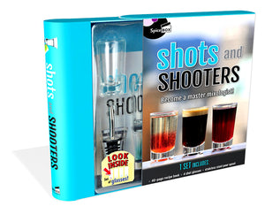 Shots and Shooters Gift Set ~ Become a Master Mixologist!