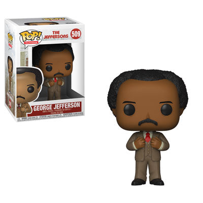 Funko Pop Vinyl Figurine George Jefferson from The Jeffersons