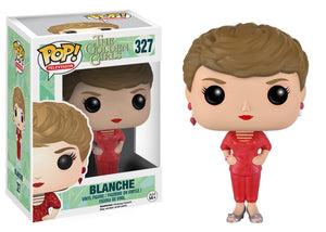 Funko Pop Vinyl Figurine The Golden Girls - Blanche #327