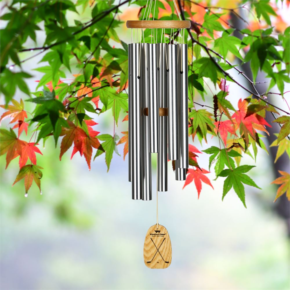 Hockey Night Wind Chime