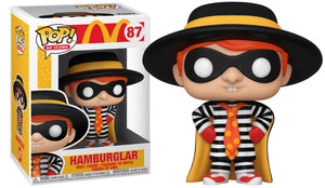 Funko Pop Vinyl Figurine Office Hamburglar #85 - McDonald's