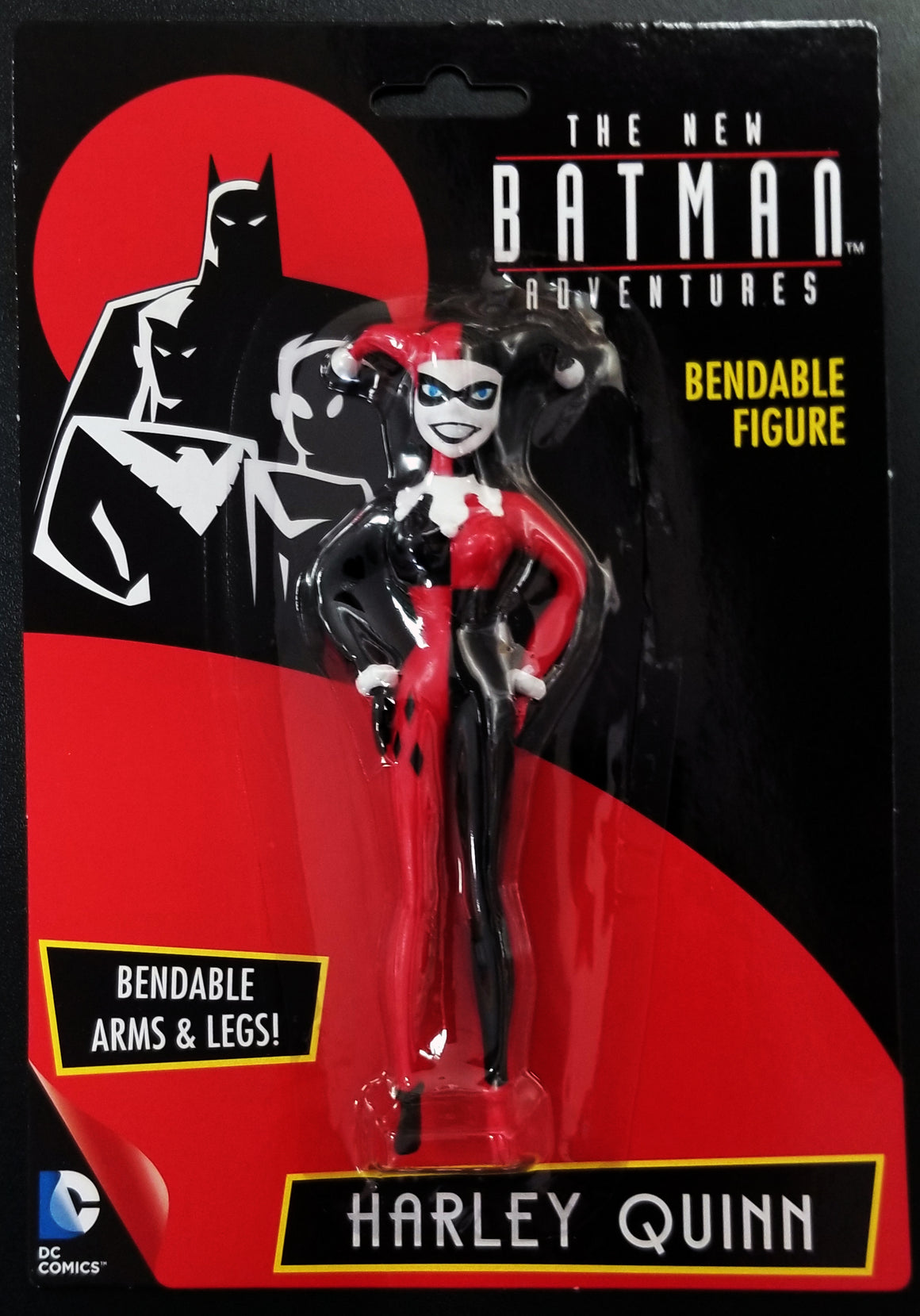 Harley Quinn The New Batman Adventures Bendable Figure