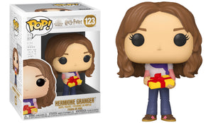 Funko Pop Vinyl Figurine Holiday Hermione Granger #123 - Harry Potter