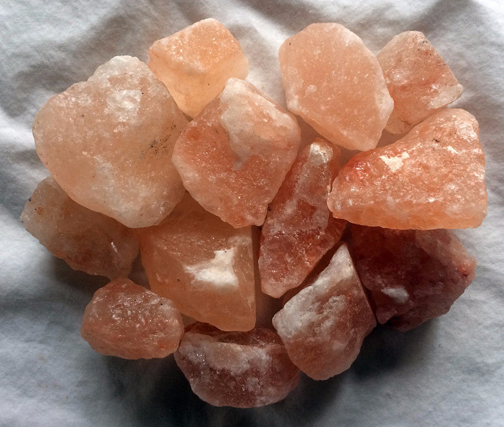 Rough Himalayan Salt Chunks