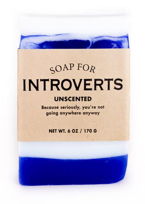 Soap for Introverts ~ Unscented