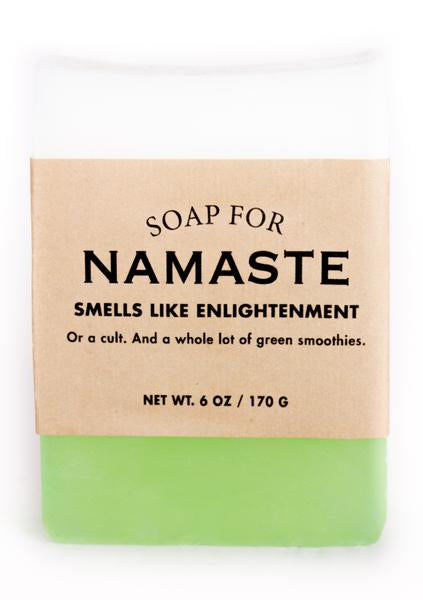 Soap for Namaste ~ Smells Like Enlightenment