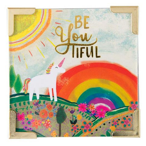 """beYoutiful"" Magnet"