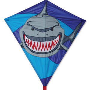 "Jawbreaker Shark 30"" Diamond Kite"