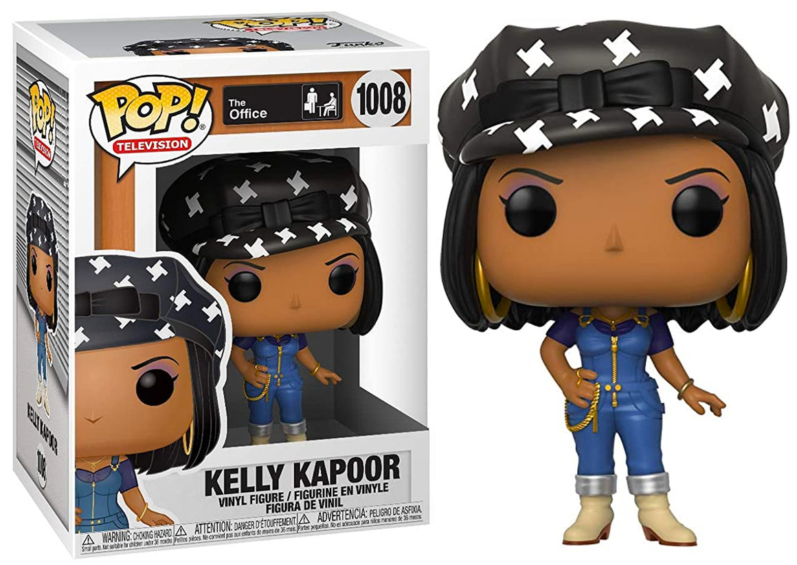 Funko Pop Vinyl Figurine Kelly Kapoorr Casual Friday #1008 - The Office
