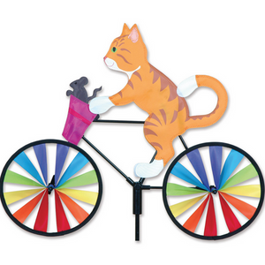 Kitty Cat Bike Wind Spinner
