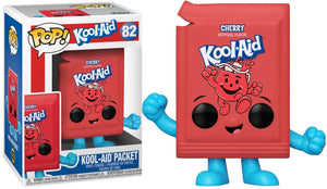Funko Pop Vinyl Figurine Original Kool-Aid Packet #82 - Ad Icon
