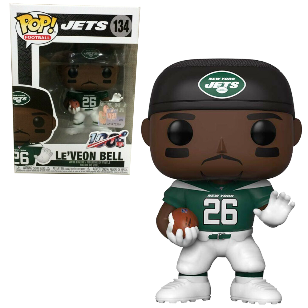 Funko Pop Vinyl Figurine Le'Veon Bell 134 - NFL New York Jets