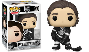 Funko Pop Vinyl Figurine Luc Robitaille #67 - NHL LA Kings