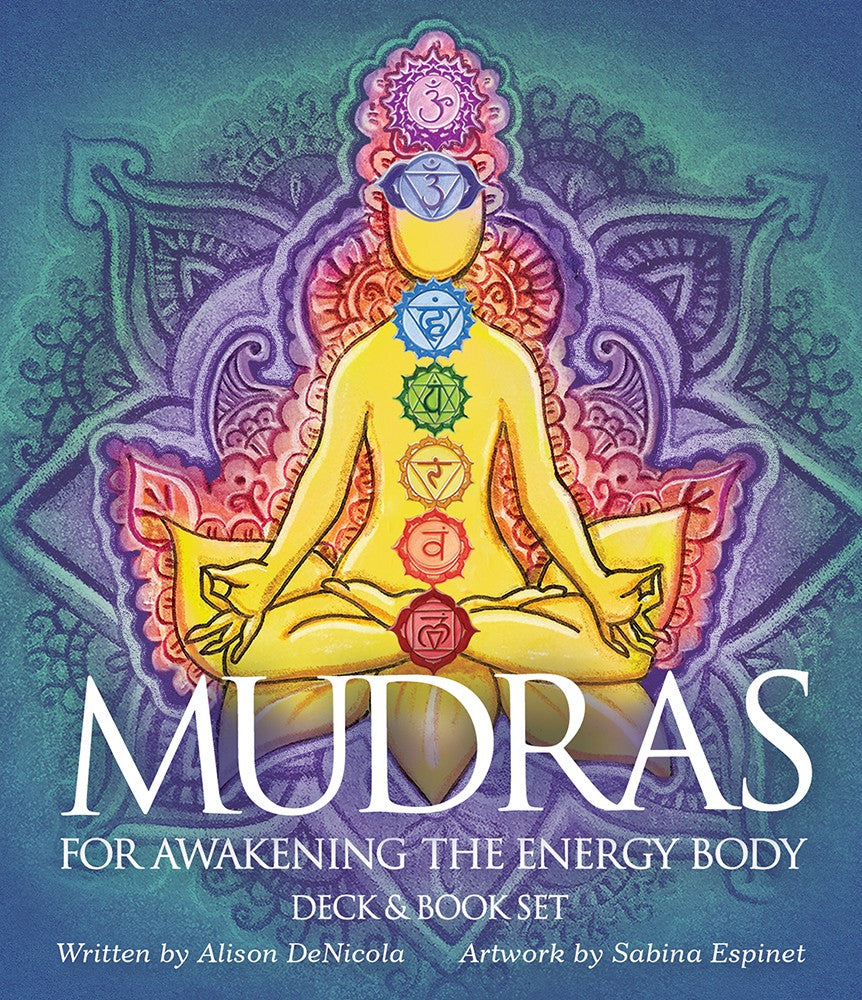MUDRAS For Awakening The Energy Body Card Deck