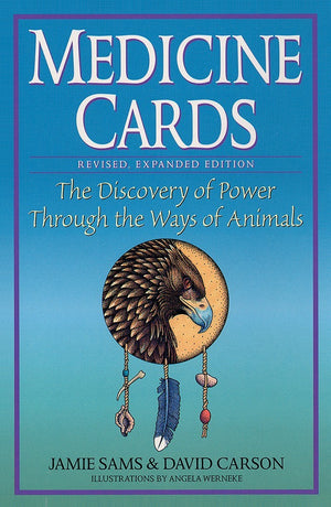 Animal Medicine Cards Deck/Book Set