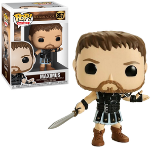 Funko Pop Vinyl Figurine Maximus 857 - Gladiator