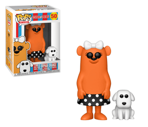 Funko Pop Vinyl Figurine Little Orphan Orange Otter Pops