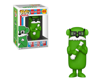 Funko Pop Vinyl Figurine Sir Isaac Lime Otter Pops