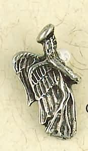 Angel Of Compassion ~ Pewter Necklace ~ Angels Collection