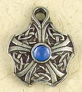 Tosaigh, The Star ~ Pewter Necklace ~ Trionaid, Mystical Celtic Knots Collection