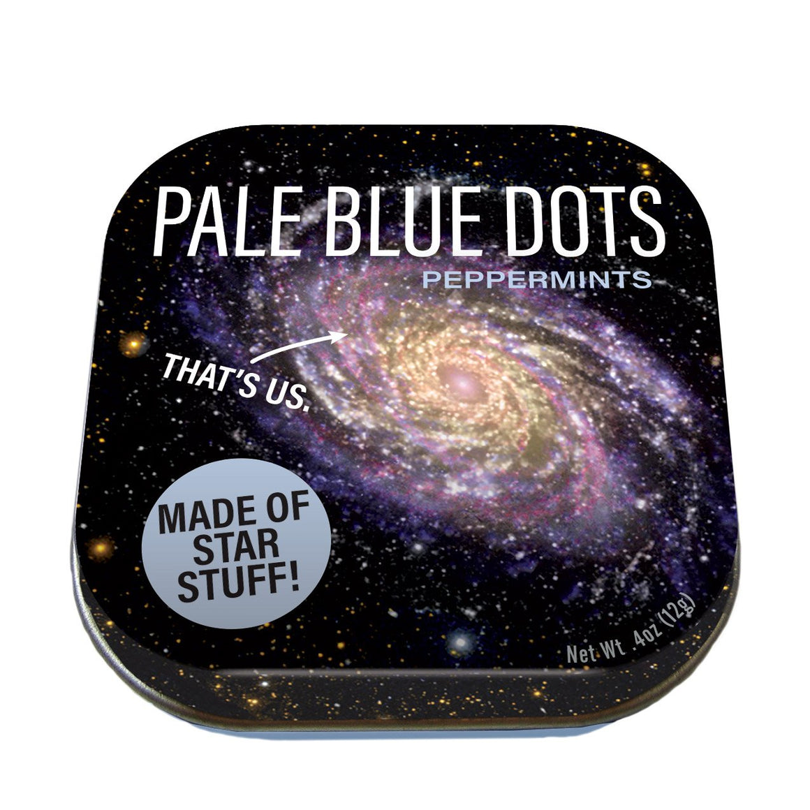 Pale Blue Dots Mints
