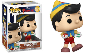 Funko Pop Vinyl School Bound Pinocchio #1029