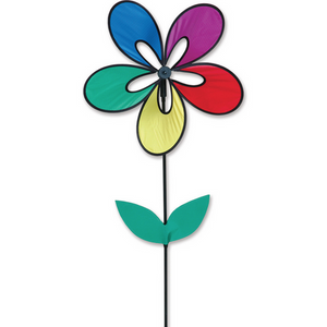Rainbow Whirly Wing Flower