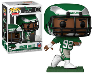 Funko Pop Vinyl Figurine Reggie White #150 - NFL Philadelphia Eagles