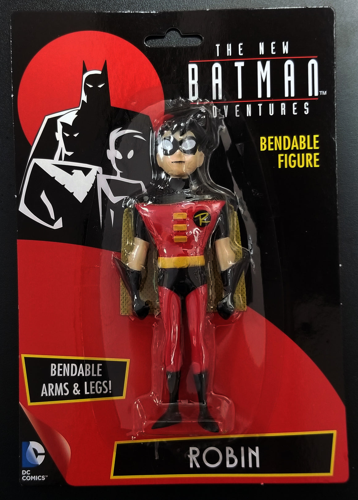 Robin Bendable Figure from The New Batman Adventures