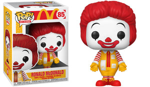 Funko Pop Vinyl Figurine Office Ronald McDonald #85 - McDonald's