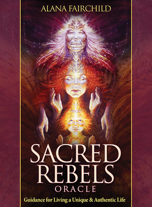 Sacred Rebels Oracle Card Deck