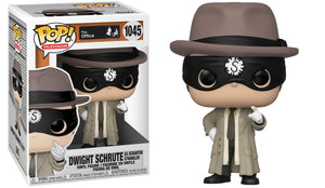 Funko Pop Vinyl Figurine Dwight as Scranton Strangler #1045 - The Office