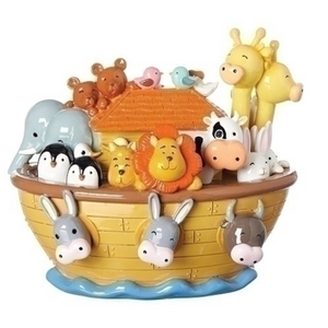 Little Drops of Water Collection Noah's Ark Figurine
