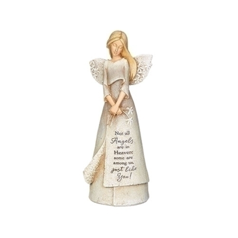 Not All Angels Are in Heaven ~ Kindness Angel Figurine